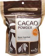 cacao nativas