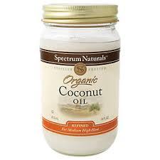 coconut oil spectrum