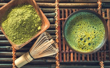 Drink Matcha to Lose Weight and Remain Healthy!!