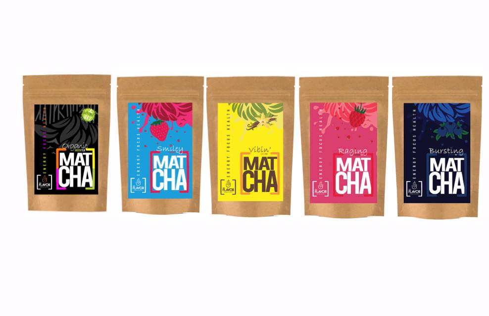 Matcha Flavors
