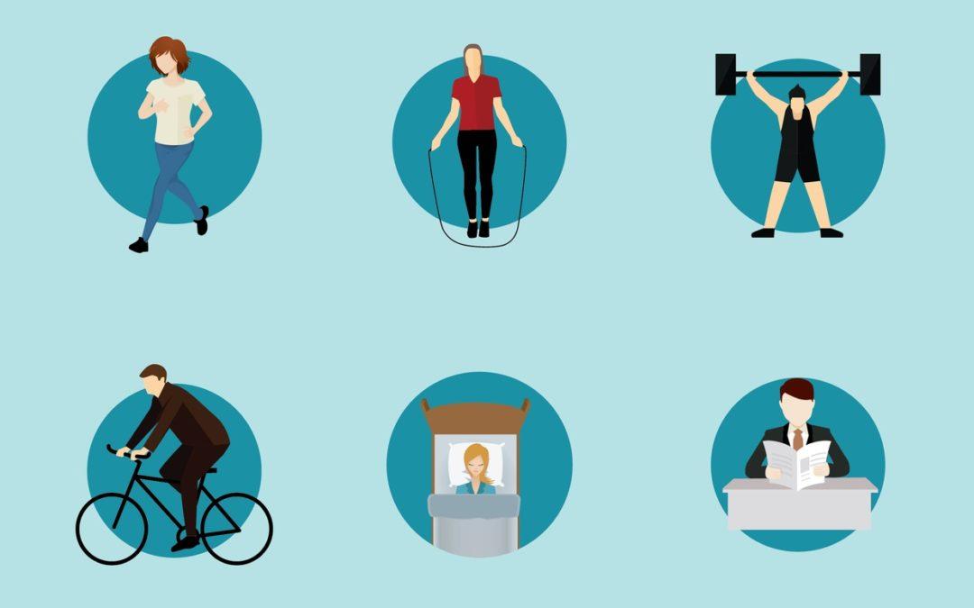 Podcast: La Necesidad del Ejercicio y el Peligro de la Inactividad