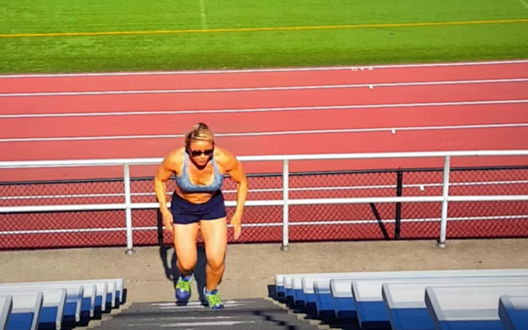 Benefits of Bleacher Runs – Video