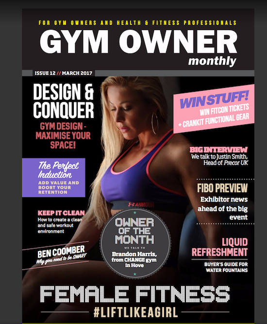 Gym Owners and Fitness Professionals