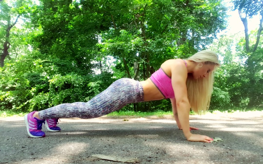 Mountain Climbers with Twist