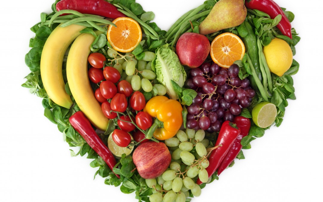 Consuming enough Fruits and Veggies?  Eat the Recommended Servings!