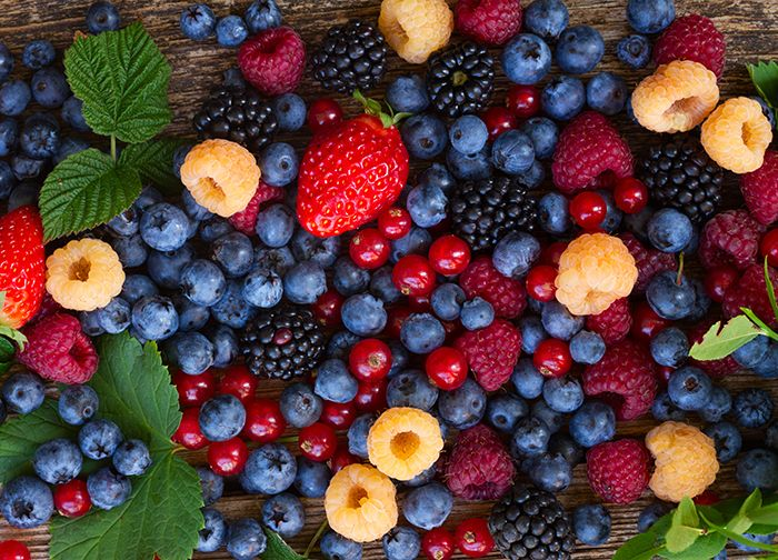 Berries: Tons of Benefits!!