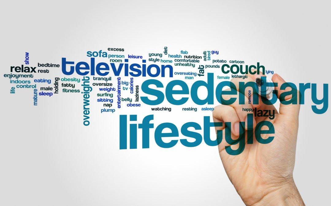 Are You moving Enough? Dangers of Sedentarism