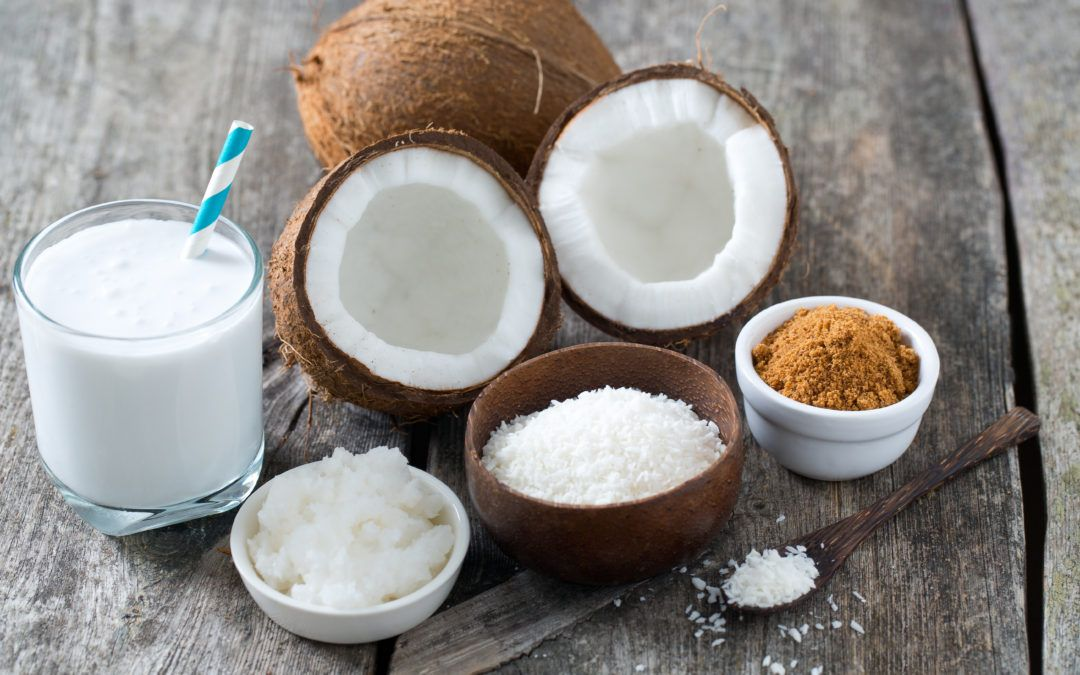Fall in Love with Coconut Oil