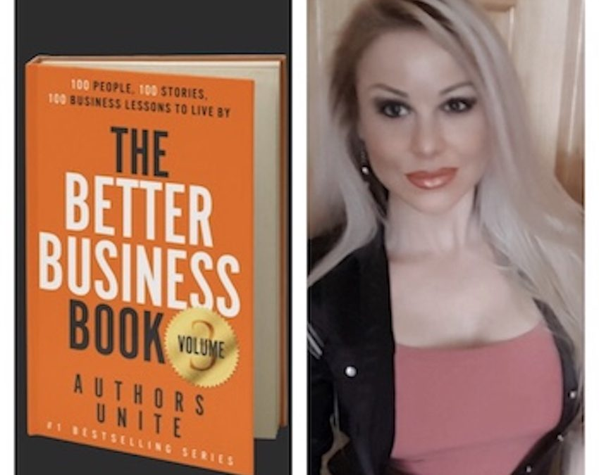 The Better Business Book V3… My Contribution