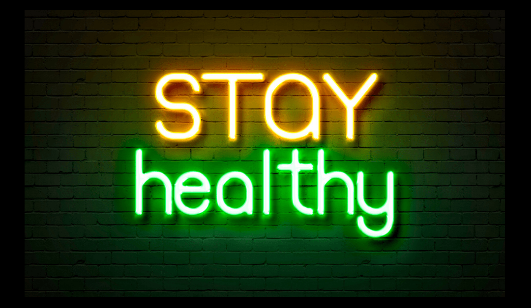 10 Tips To Stay Healthy