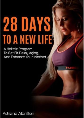 Adriana's Albritton book about holistic approach and enhancing your mindset