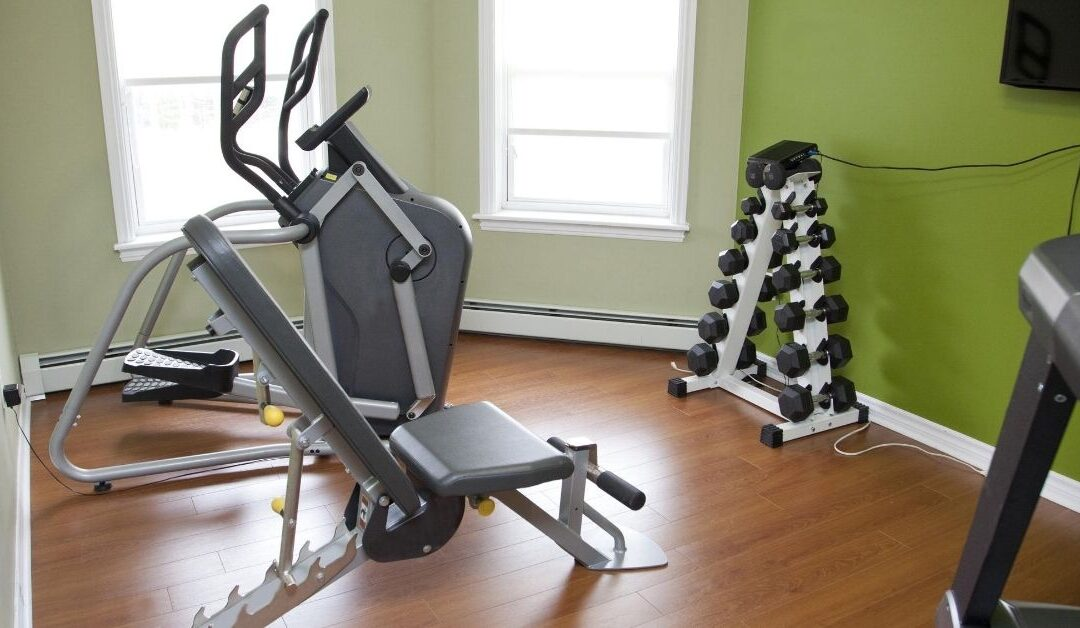 Top Reasons to Build a Home Gym