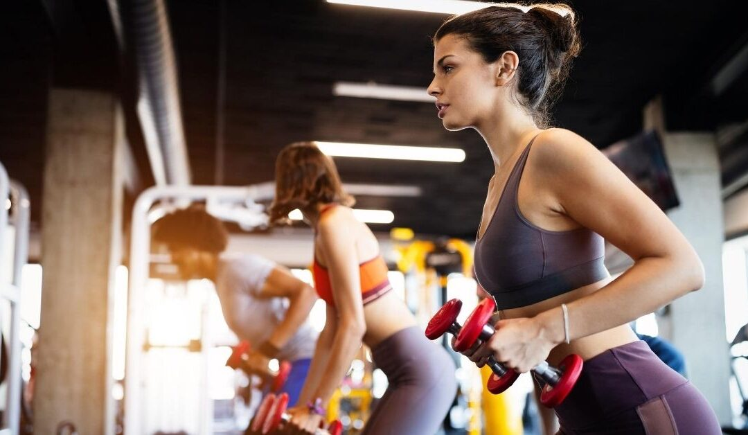 How To Feel More Confident in the Gym