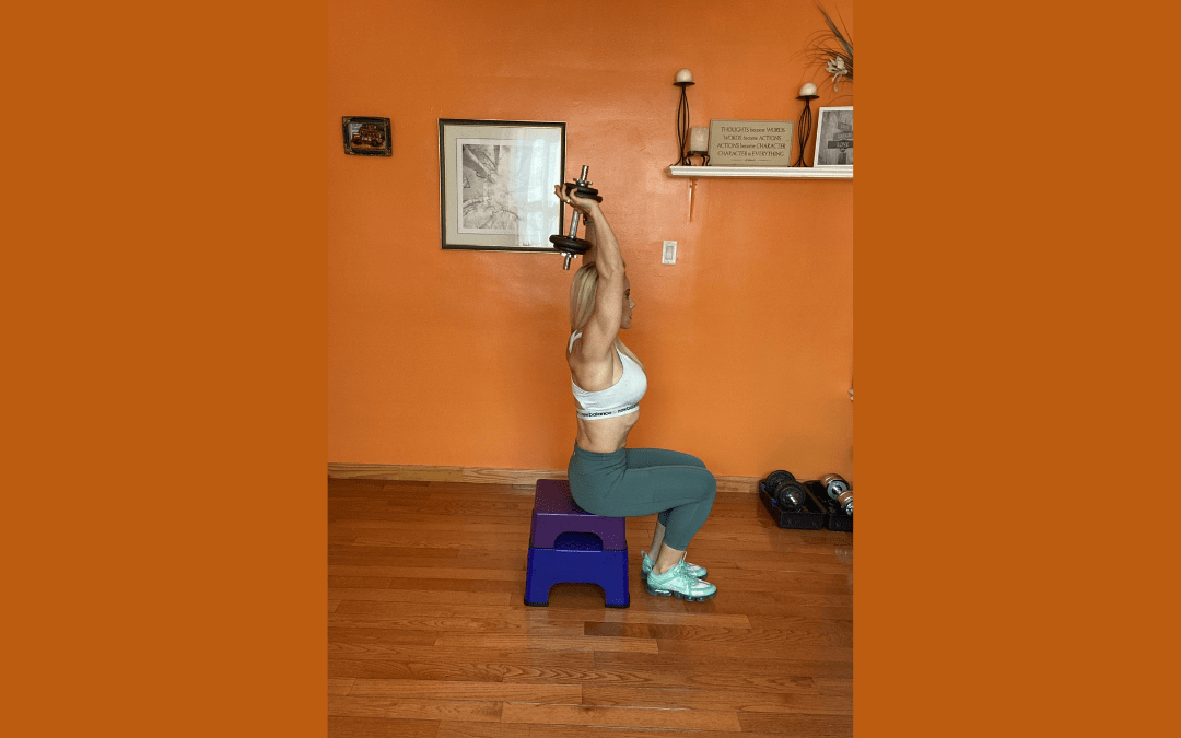 Seated Overhead Tricep Extensions: Benefits, Form, Mistakes