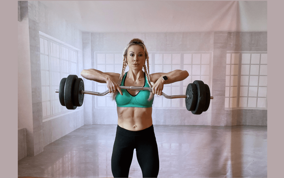 Upright Rows: Form, Benefits, Mistakes