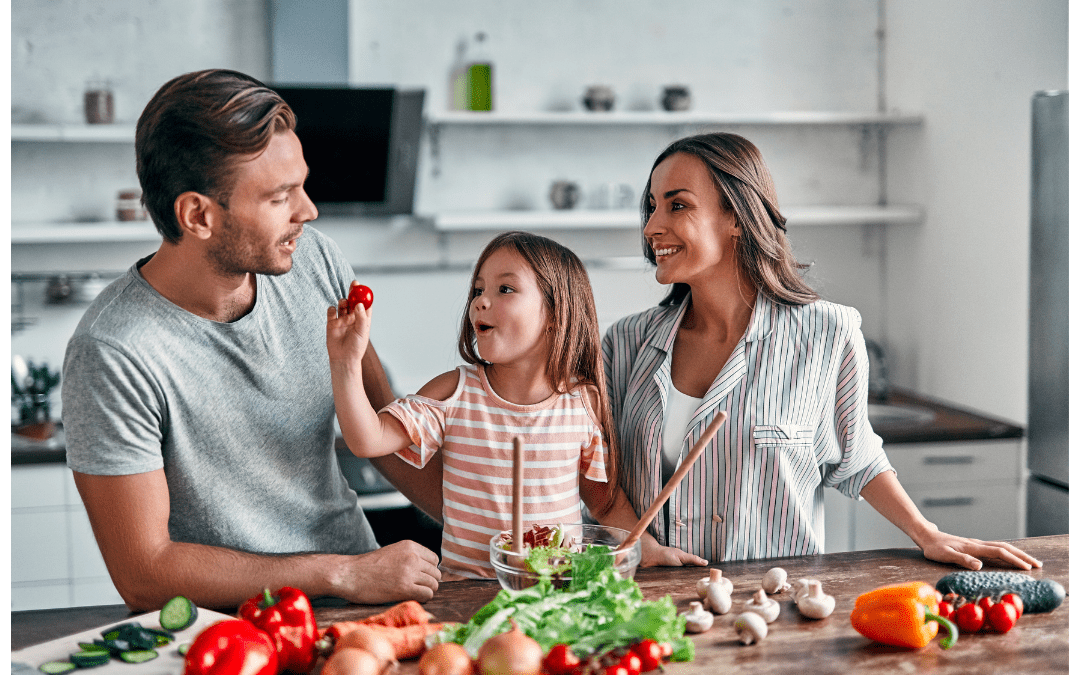 Top Tips For Effective Family Meal Planning