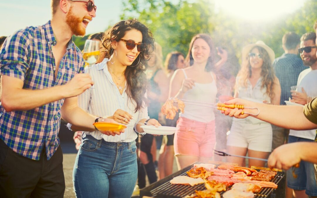 How to Stay on Track in BBQ Season