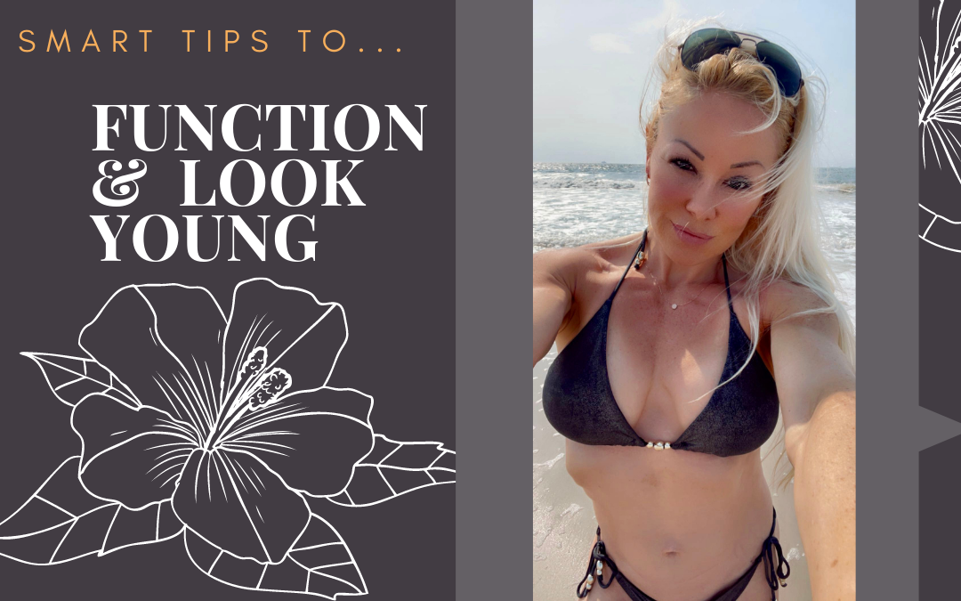 Smart Ways To Keep Your Body Looking & Functioning Young