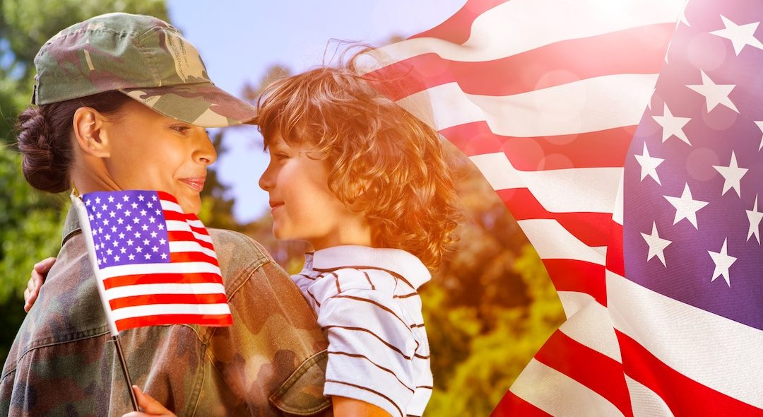 Veterans and Military Families Month