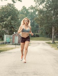 Adriana Albritton is running