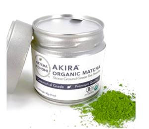 Akira Organic Matcha