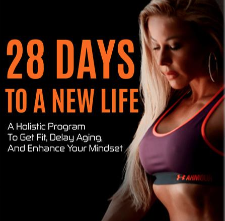 My Book: 28 Days to a New Life