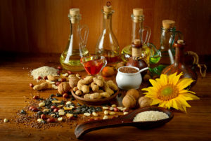 Still life seeds and oils useful for health