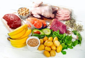 Natural products rich in vitamin B6