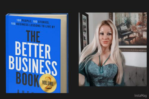 Buy My Better Business Book